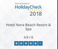 Holiday Check Certificate 2018