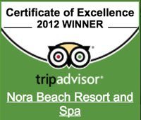 The TripAdvisor Certificate of Excellence