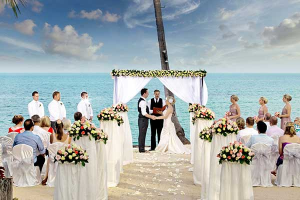 Luxury Wedding Samui