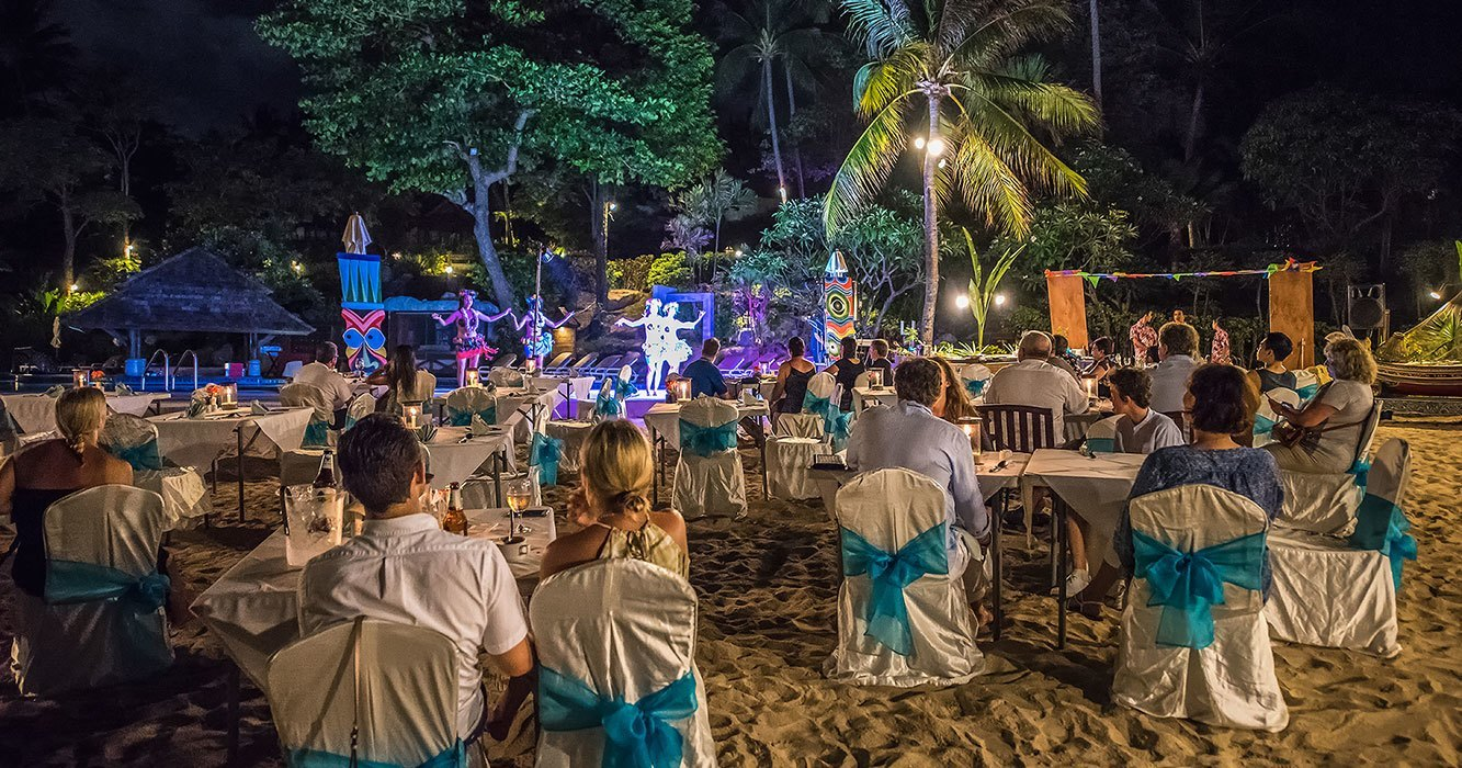 dining samui beach